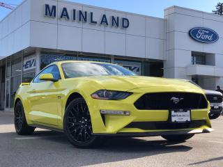 New 2021 Ford Mustang GT 301A - COUPE for sale in Surrey, BC