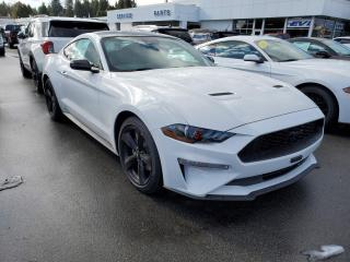 New 2021 Ford Mustang EcoBoost 101A for sale in Surrey, BC