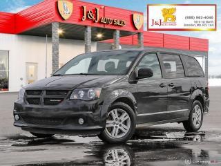 Used 2018 Dodge Grand Caravan GT for sale in Brandon, MB