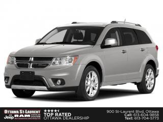 Used 2014 Dodge Journey R/T for sale in Ottawa, ON