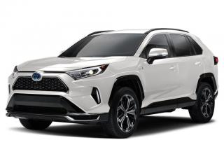 New 2021 Toyota RAV4 Prime SE for sale in Hamilton, ON