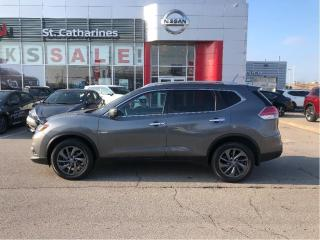 Used 2016 Nissan Rogue SL Premium Leather | Roof | Navi for sale in St. Catharines, ON