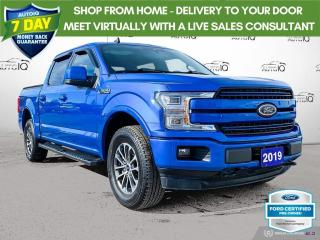 Used 2019 Ford F-150 Lariat 4x4/Navi/Roof/18