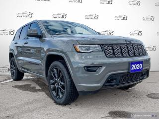 Used 2020 Jeep Grand Cherokee Laredo for sale in St Thomas, ON