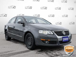Used 2009 Volkswagen Passat 2.0T Highline Leather/Navi/Roof for sale in St Thomas, ON