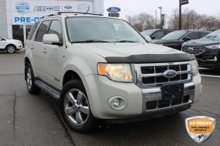 Used 2008 Ford Escape Limited As Traded for sale in Hamilton, ON