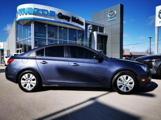 Used 2013 Chevrolet Cruze LS for sale in Owen Sound, ON