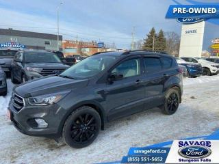 Used 2019 Ford Escape SE 4WD  - Local - One owner - $167 B/W for sale in Sturgeon Falls, ON
