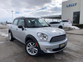 Used 2014 MINI Cooper Countryman Cooper COUNTRYMAN|LEATHER|CRUISE|HTD SEATS|SUNROOF for sale in Leamington, ON