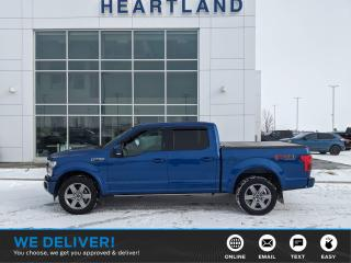 Used 2018 Ford F-150 Lariat HEATED & COOLED SEATS | REMOTE START | BACK UP CAMERA | NAVIGATION | PANORAMIC SUNROOF-USED EDMONTON for sale in Fort Saskatchewan, AB