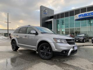 Used 2018 Dodge Journey Crossroad AWD With Dual Climate Control for sale in Chatham, ON