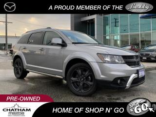 Used 2018 Dodge Journey Crossroad SALE PENDING for sale in Chatham, ON