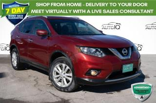 Used 2015 Nissan Rogue HEATED SEATS! for sale in Barrie, ON
