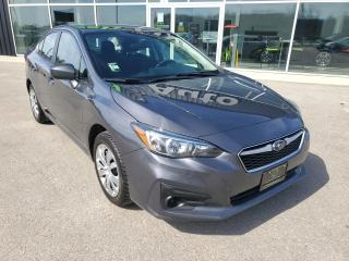 Used 2018 Subaru Impreza Convenience Bluetooth, Backup Camera, Cruise, AWD! for sale in Ingersoll, ON