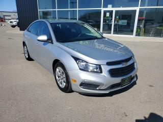 Used 2015 Chevrolet Cruze 1LT Bluetooth, Backup Cam, Cruise, No Accidents! for sale in Ingersoll, ON