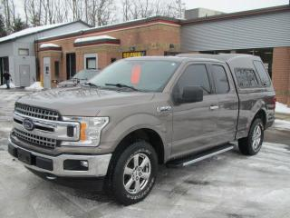 Used 2018 Ford F-150 XLT SUPERCAB 6.5-FT. for sale in Brockville, ON
