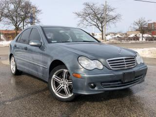 Used 2006 Mercedes-Benz C-Class 4dr Sdn 2.5L for sale in Waterloo, ON
