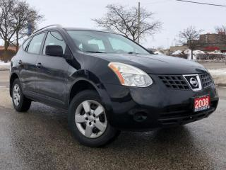 Used 2008 Nissan Rogue AWD 4dr S for sale in Waterloo, ON