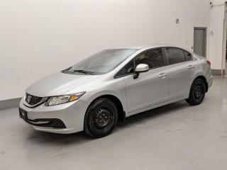 Used 2013 Honda Civic Sdn LX/AUTOMATIC/HEATED SEATS/REMOTE STARTER! for sale in Toronto, ON