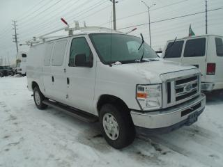 Used 2014 Ford E250 Cargo Van for sale in Mississauga, ON