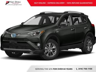 Used 2017 Toyota RAV4 HYBRID for sale in Toronto, ON