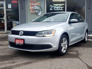 Used 2012 Volkswagen Jetta Sedan 4dr 2.0L Auto Comfortline for sale in Bowmanville, ON