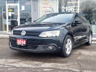 Used 2014 Volkswagen Jetta Sedan 4dr 2.0 TDI Man Trendline for sale in Bowmanville, ON