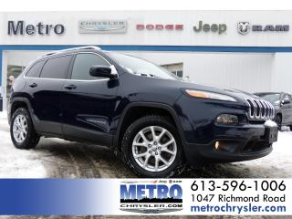 Used 2015 Jeep Cherokee NORTH 4X4 V6 for sale in Ottawa, ON