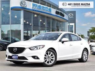 Used 2017 Mazda MAZDA6 GS FREE WINTER TIRE PKG|1.99% FINANCE AVAILABLE for sale in Mississauga, ON