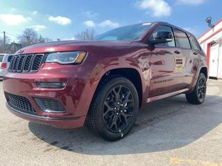 New 2021 Jeep Grand Cherokee Limited X for sale in Mitchell, ON