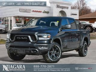 New 2021 RAM 1500 Rebel for sale in Niagara Falls, ON