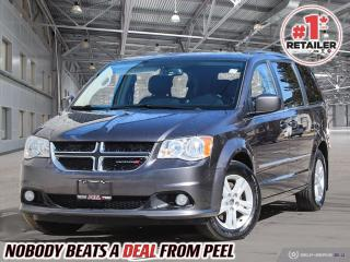 Used 2017 Dodge Grand Caravan Crew for sale in Mississauga, ON