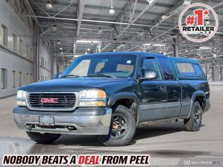 Used 2002 GMC Sierra 1500 SL for sale in Mississauga, ON