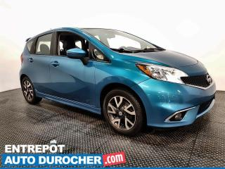 Used 2016 Nissan Versa Note SR - AUTOMATIQUE - CLIMATISEUR - CAMÉRA DE RECUL for sale in Laval, QC