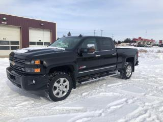 Used 2019 Chevrolet Silverado 2500 HD LTZ for sale in Roblin, MB