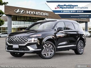 New 2021 Hyundai Santa Fe Ultimate Caligraphy for sale in North Vancouver, BC