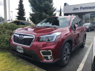 New 2021 Subaru Forester Limited for sale in North Vancouver, BC