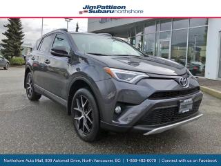 Used 2016 Toyota RAV4 se for sale in North Vancouver, BC