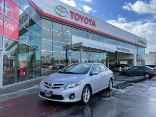Used 2012 Toyota Corolla LE (A4) for sale in Surrey, BC