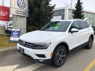 New 2021 Volkswagen Tiguan Highline for sale in Surrey, BC