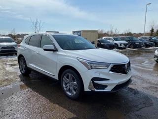 New 2021 Acura RDX Platinum Élite for sale in Maple, ON