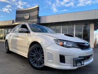 Used 2011 Subaru Impreza WRX STi SPORT TECH AWD 6SPD LEATHER PERF UPGRADES for sale in Langley, BC