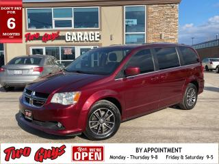 Used 2017 Dodge Grand Caravan Premium Plus | Leather | Nav | DVD | Pwr Sliders + for sale in St Catharines, ON