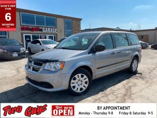 Used 2016 Dodge Grand Caravan SE | Canada Value Pkg | Bluetooth | 7 Pass | for sale in St Catharines, ON