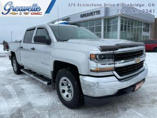 Used 2016 Chevrolet Silverado 1500 LS  - Certified for sale in Bracebridge, ON