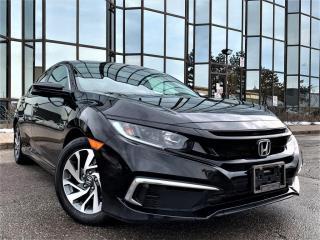 Used 2019 Honda Civic Sedan EX CVT for sale in Brampton, ON