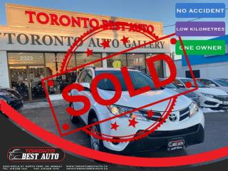 Used 2015 Toyota RAV4 SOLD IN 1 WEEK! FWD 4dr LE ONE OWNER! NO ACCIDENT! LOW KM! for sale in Toronto, ON