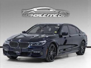 Used 2016 BMW 7 Series 750Li xDrive M Sport, SOLD!SOLD! for sale in Concord, ON