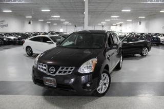 Used 2012 Nissan Rogue SV I SUNROOF I REAR CAM I HEATED SEATS I POWER OPTIONS AS IS for sale in Mississauga, ON