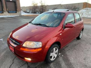 Used 2007 Chevrolet Aveo 5DR WGN LT for sale in Mississauga, ON